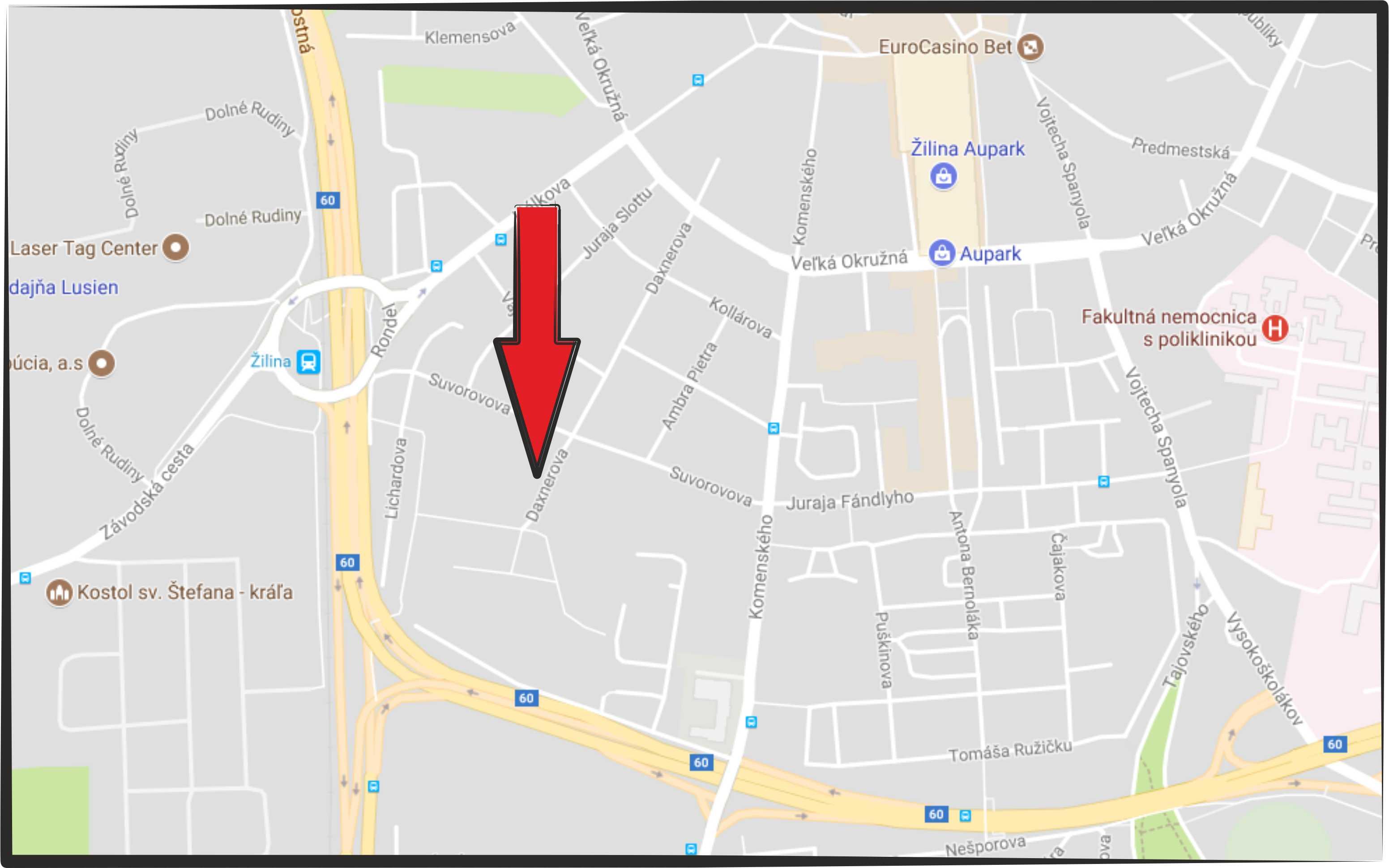 45bb47bb9 MyDANCE Hip Hop Žilina - Kde nás nájdete?